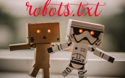 Отредактировать файл robots.txt