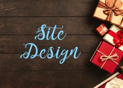 Работы по дизайну сайта