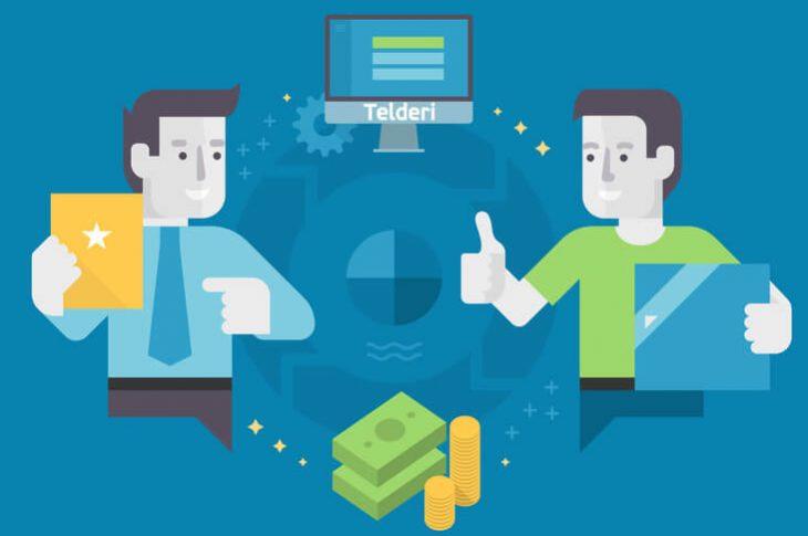 Помощь в продаже сайта на Telderi